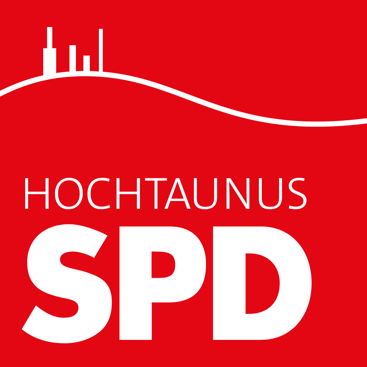Logo SPD-Fraktion Hochtaunus