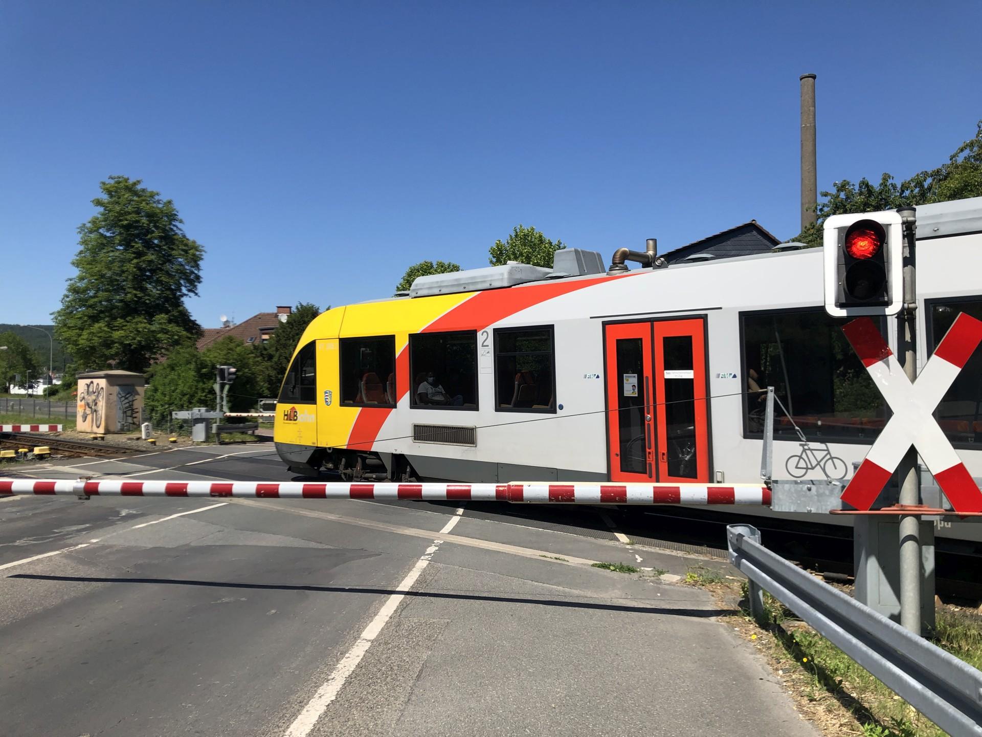 Bekenntnis zur Elektrifizierung der Taunusbahn
